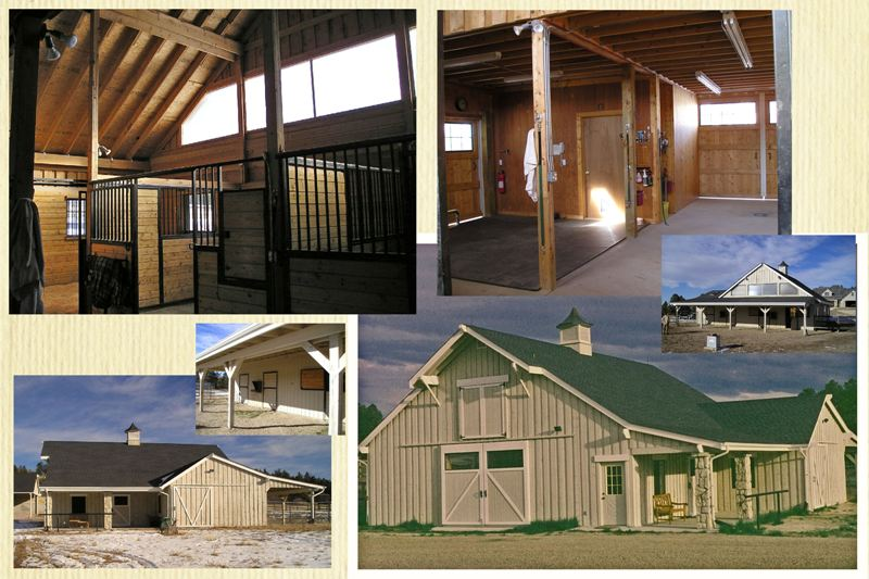 Barn And Arena Designs By Lynn Long Planning And Design Llc